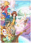 Commission - Treasure Undertale by Orcagirl2001
