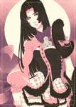 Sengoku Basara - Dark Flower by Orcagirl2001