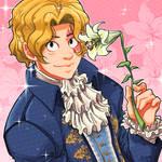 Prince Sabo by Orcagirl2001