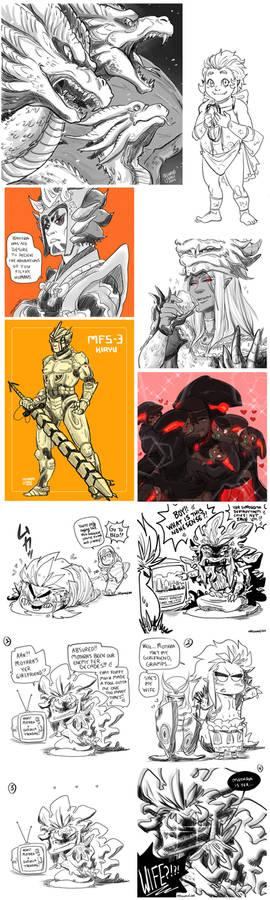 Godzilla Tumblr Dump - 2