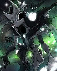 Commission - Black Hole Mecha