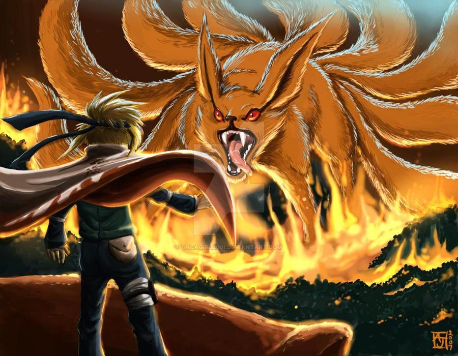 Naruto Online Kyuubi Wind Build