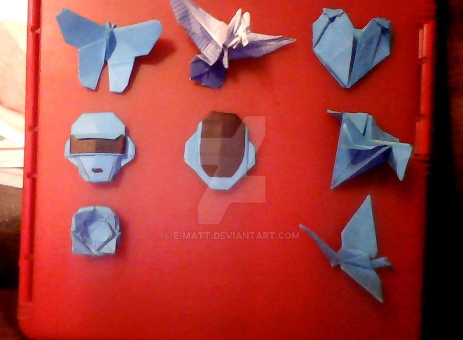 Origami Fun By E Matt On Deviantart