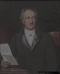 Erste Serien. Goethe. by datengraphie