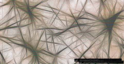 Erste Serien. Ein Netz. by datengraphie