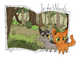 In the Woods by Languidcat
