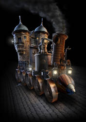 Steam Castle I