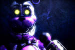 [C4D/FNaF] Funtime Freddy is watching You