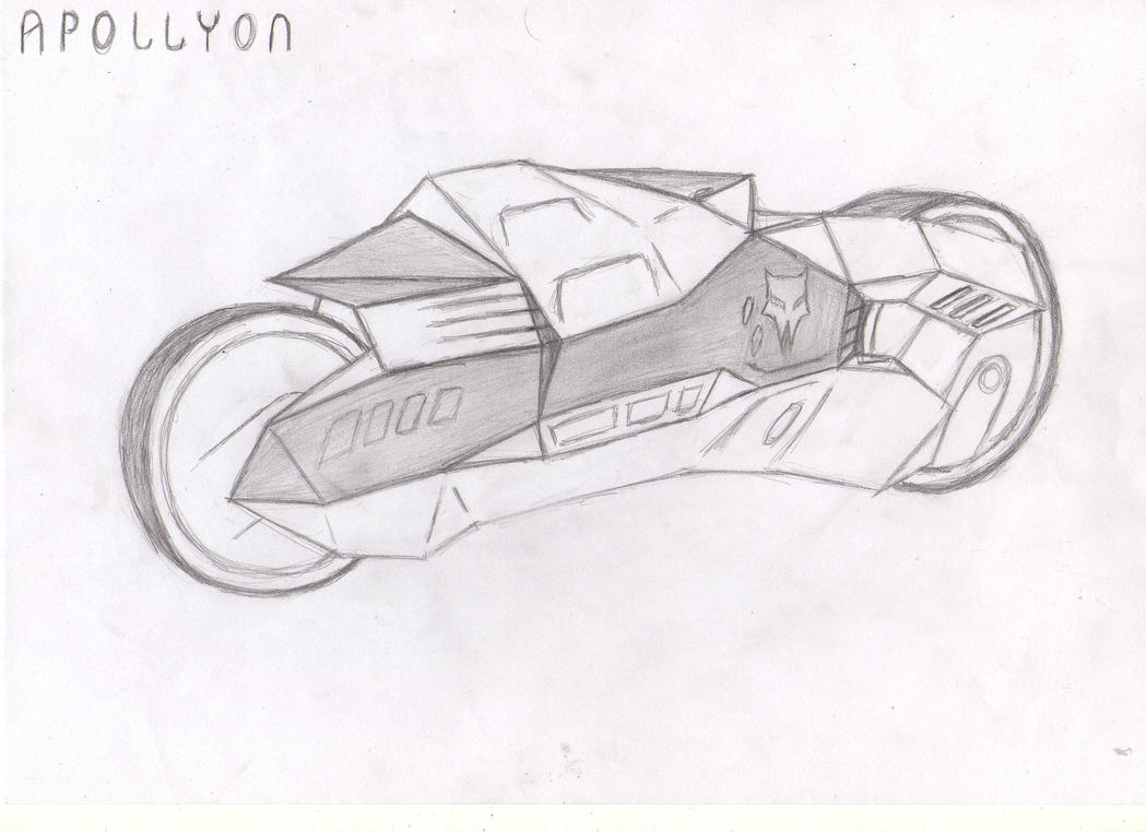 Extreme G Apollyon Bike By Generalwagner On Deviantart