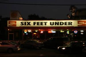 The Six Feet Under by mumblyjoe
