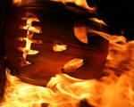Burning Pumpkin 6208