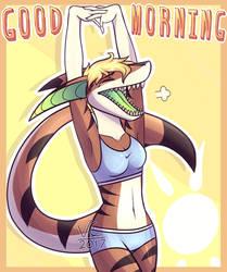 Good morning by sarVulf