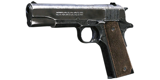 Favorite Cod Zombies Guns The M1911 By Comannderrx On Deviantart