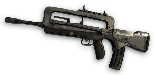 Favorite COD Zombies Guns: The Famas F1 by ComannderrX on ...