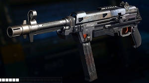 HG 40 (futurised MP40 from Black Ops 3) by ComannderrX