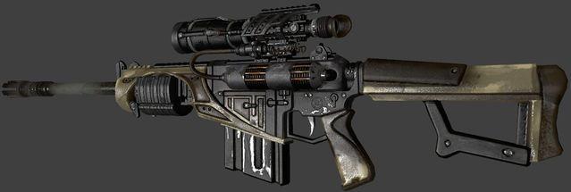 Kasimov SNV-E99 Sniper Rifle