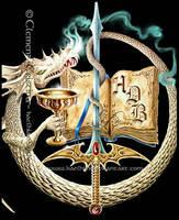 Holy Dragon Brotherhood by Kaelhiar