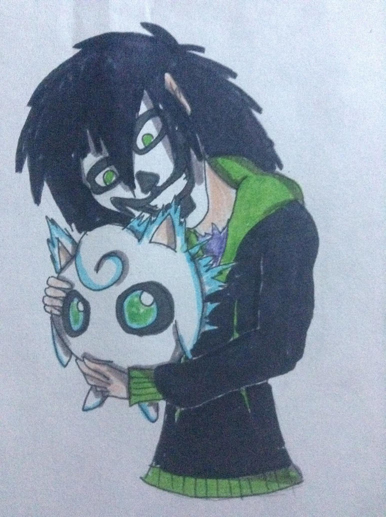 Me and my friend's Oc by bethanygamemaster