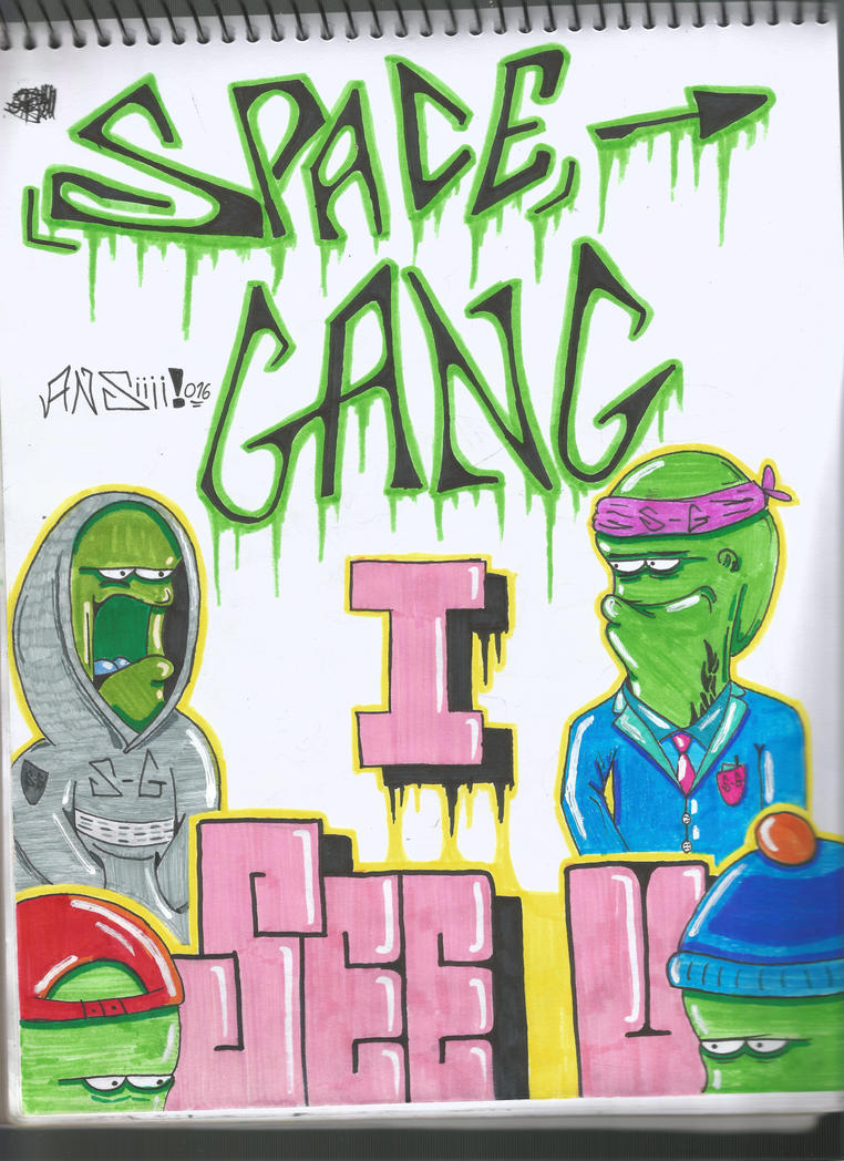 Space Gang by AnSiiii