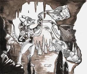 Art Request: Azura the space explorer by MoD455