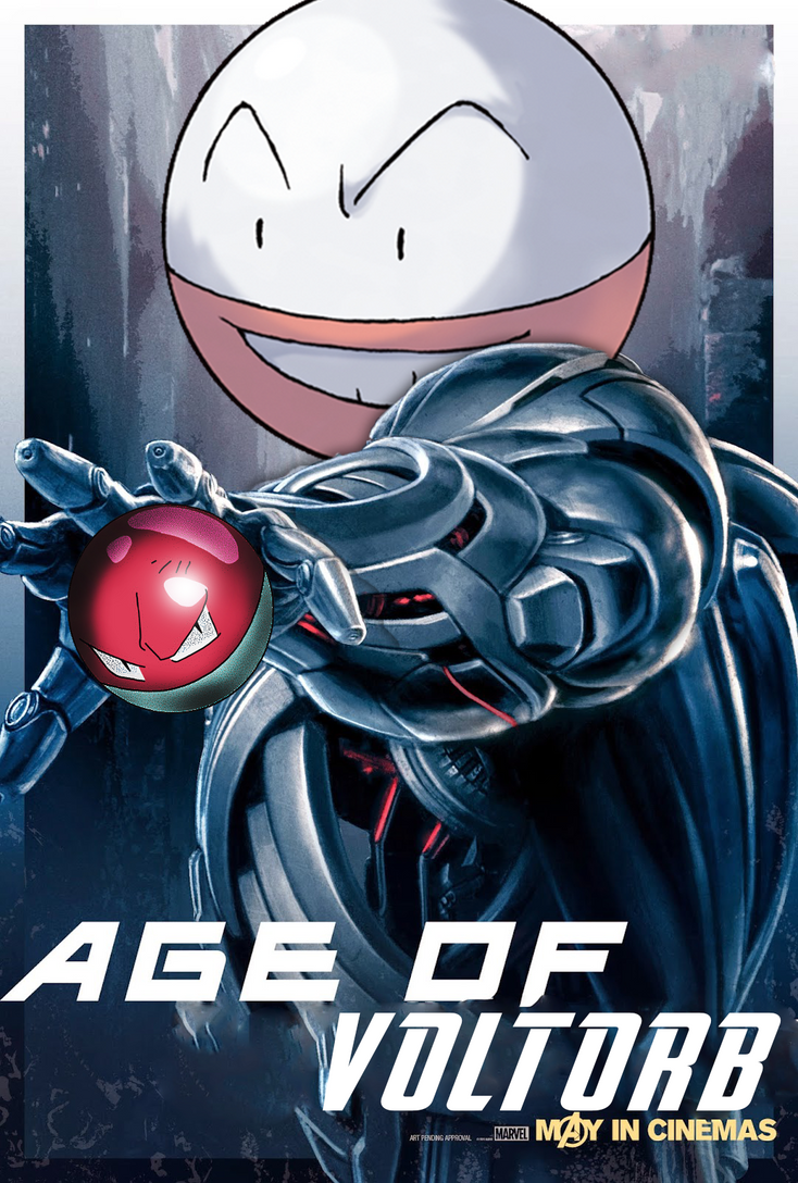 Age of VOLTORB by tixxxx