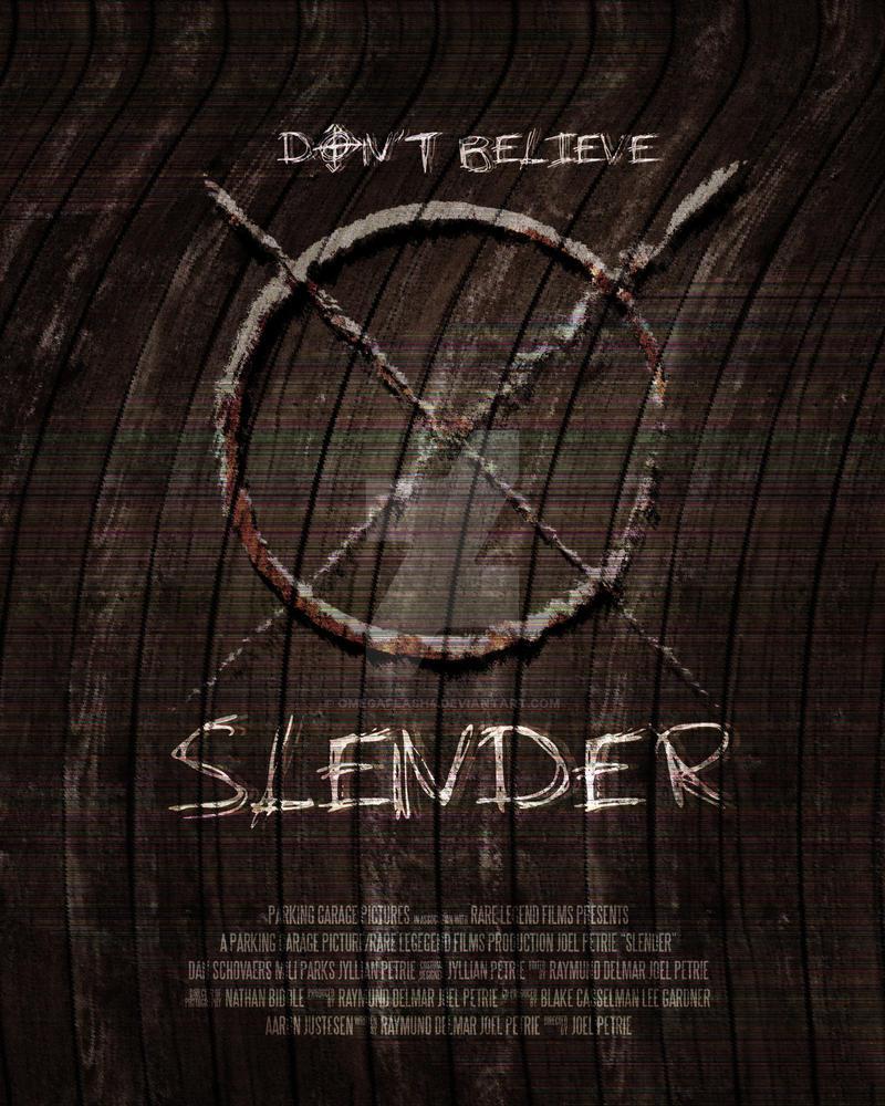 Slender - Movie Poster by omegaflash4