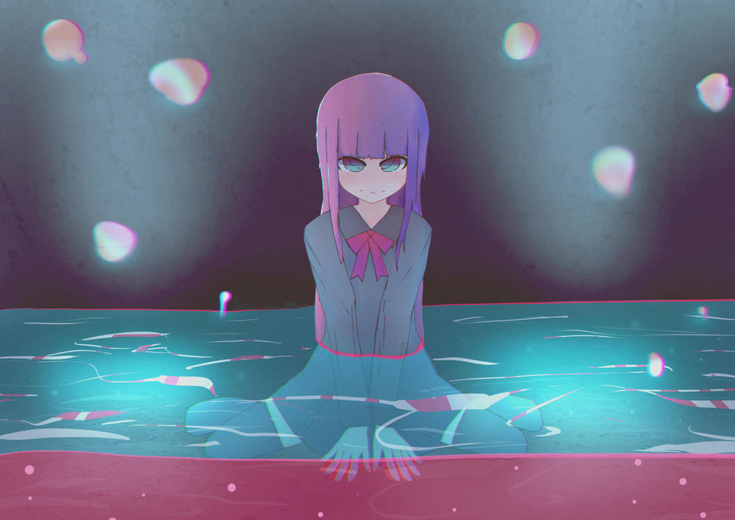 Floating Tears by Epic-Nao