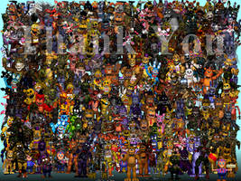Ultimate Thank You poster (300 watchers special)