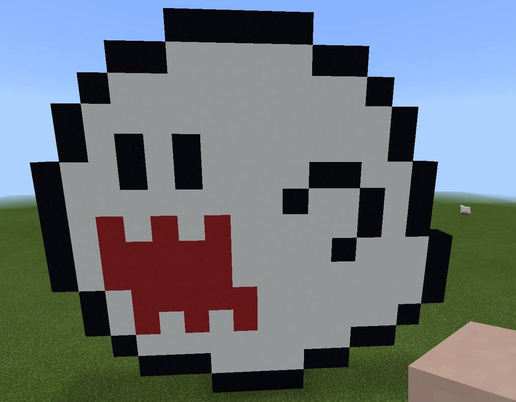 Minecraft Ghost By Zunamoonthezeti On Deviantart