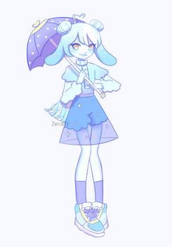 [closed] Ice cream mascot db - ota