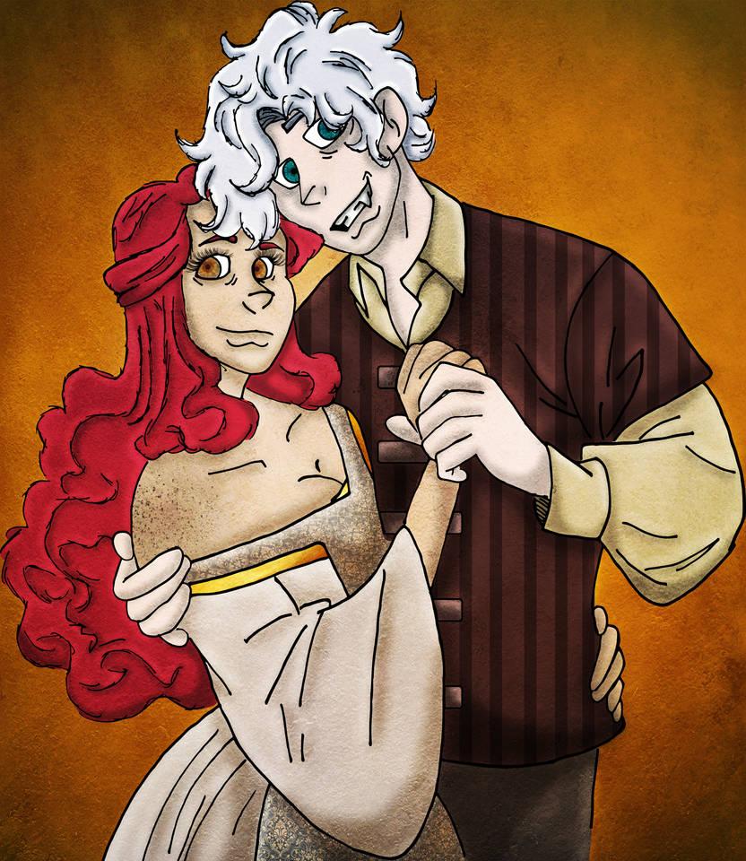 Eleanor and Gabriel (Outcast)