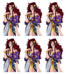 Persephone (10) (The Arcana Game) (expression)