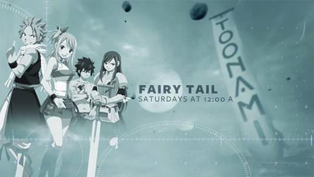 Toonami Bump - Fairy Tail