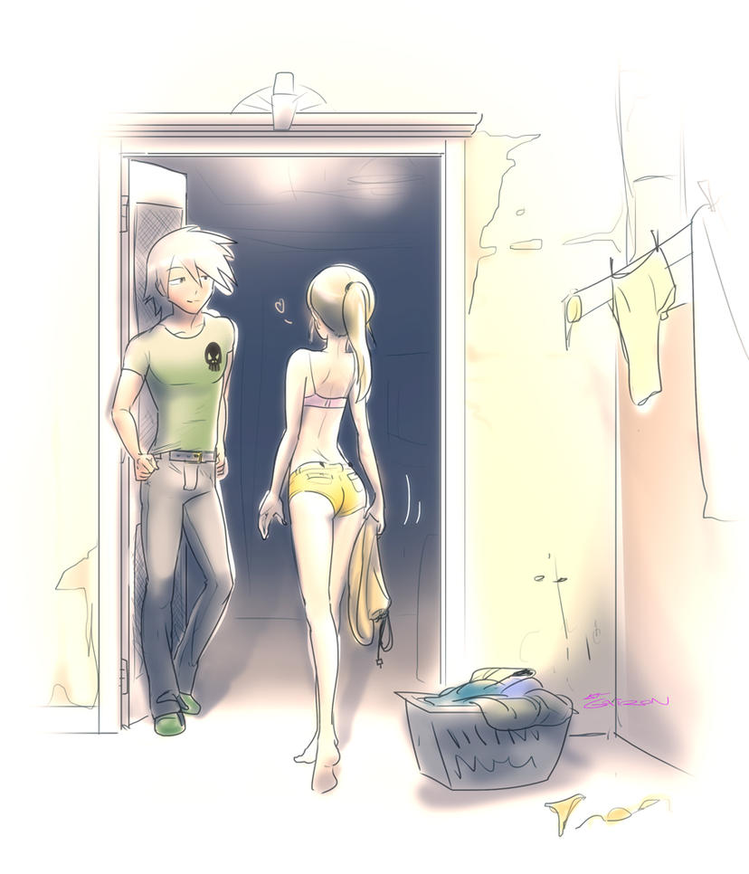 Soul Eater - Laundry Day by Gairon