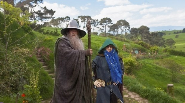 Dwalin costume from the Hobbit ( the book version) by DeepPhantasmagor