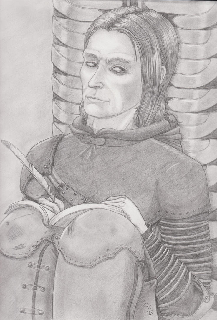 Cicero in Cheydinhal by zoe1718