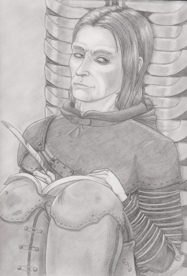 Cicero in Cheydinhal by zoe1718