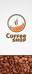 CoffeeShop logo by Tyzyano