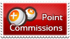 Stamp-PointCommissions by PVprojectResources