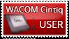 Stamp-WacomCintiqUser