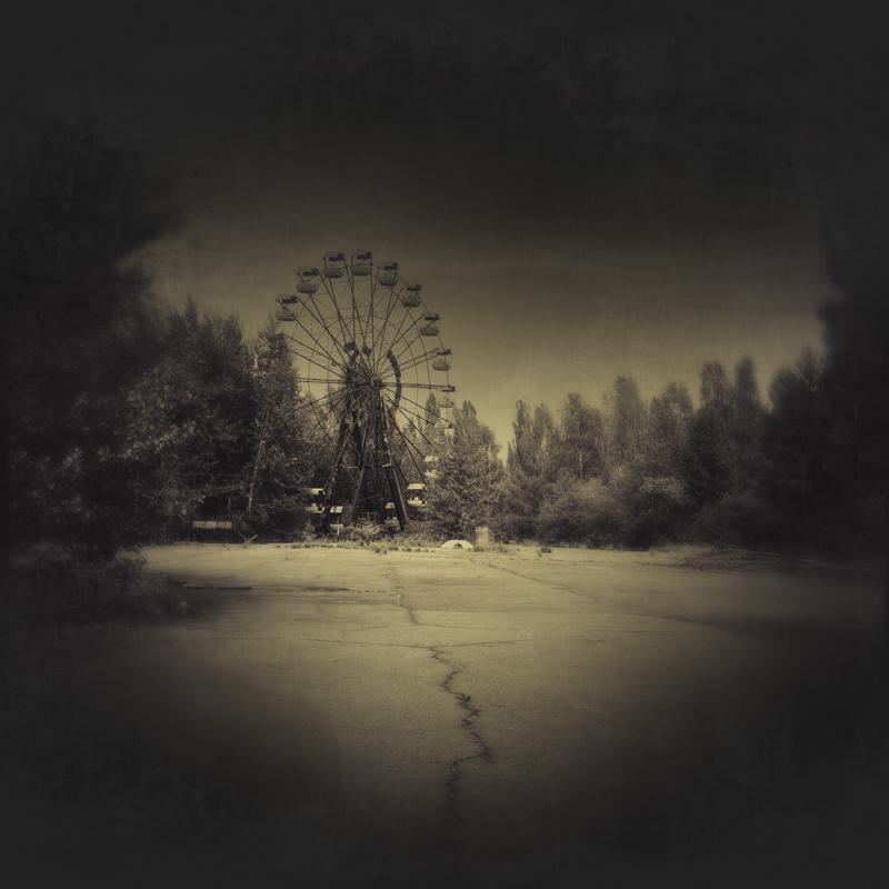 Tchernobyl La Grande Roue by siamesesam