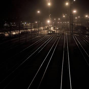 Les Flics au train II by siamesesam