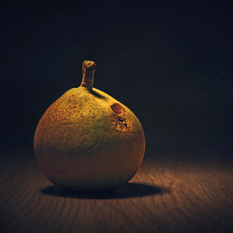 Diatlovitchi Not just the ordinary pear