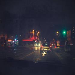 Red Corner by siamesesam