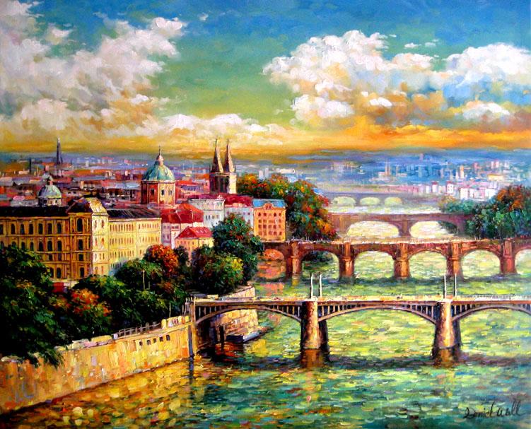 Beautiful prague by artistdanielwall on deviantart for Prague beauty