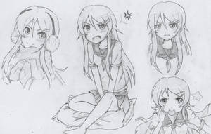 Kirino sketches