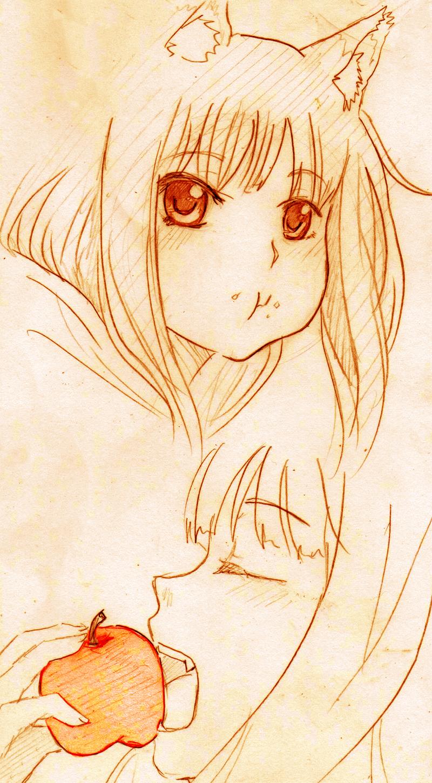 little wolf by Kurysu