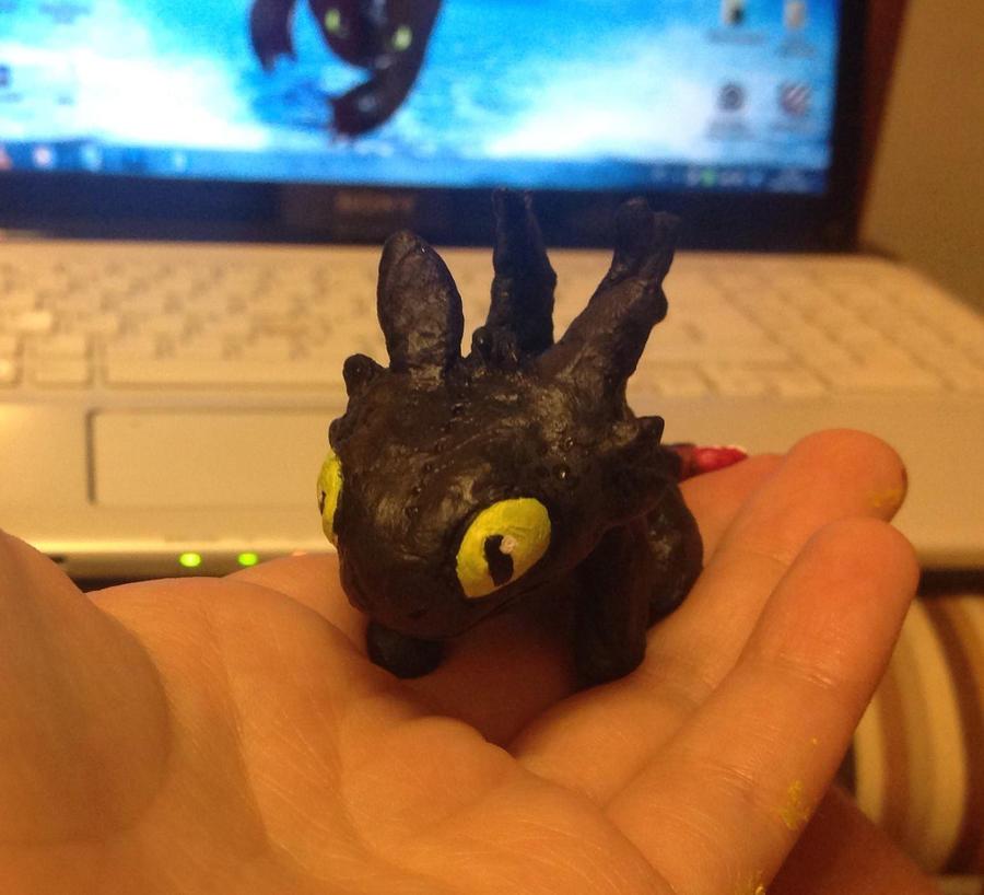 little Toothless by Kurysu