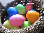 Easter Eggs Brights