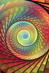 Prismatic Hypnotism by InfiniteIterations